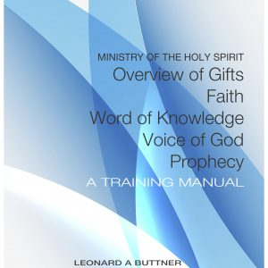 Ministry of The Holy Spirit Training Manual Download